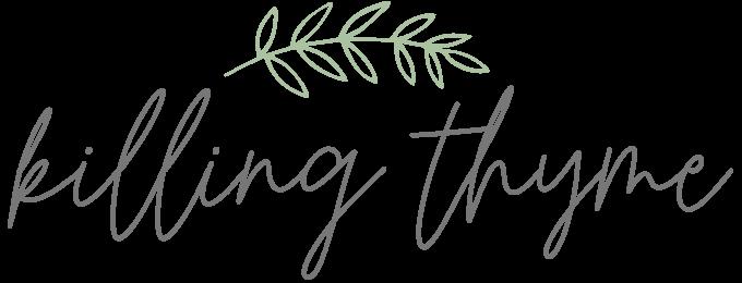 Killing Thyme Logo
