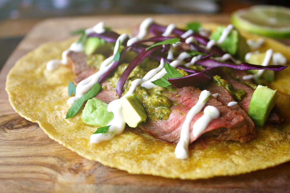 IPA tacos de carne asada 2