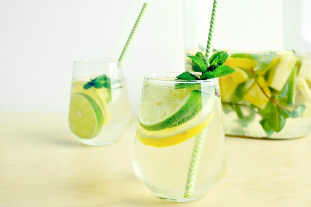 minty lime sangria bright TK