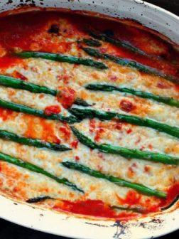 No-Noodle Vegetarian Lasagna In Under An Hour!