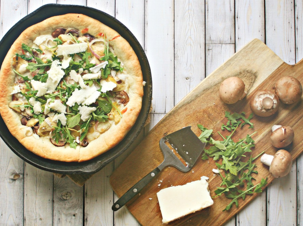 Skillet Pizza 1
