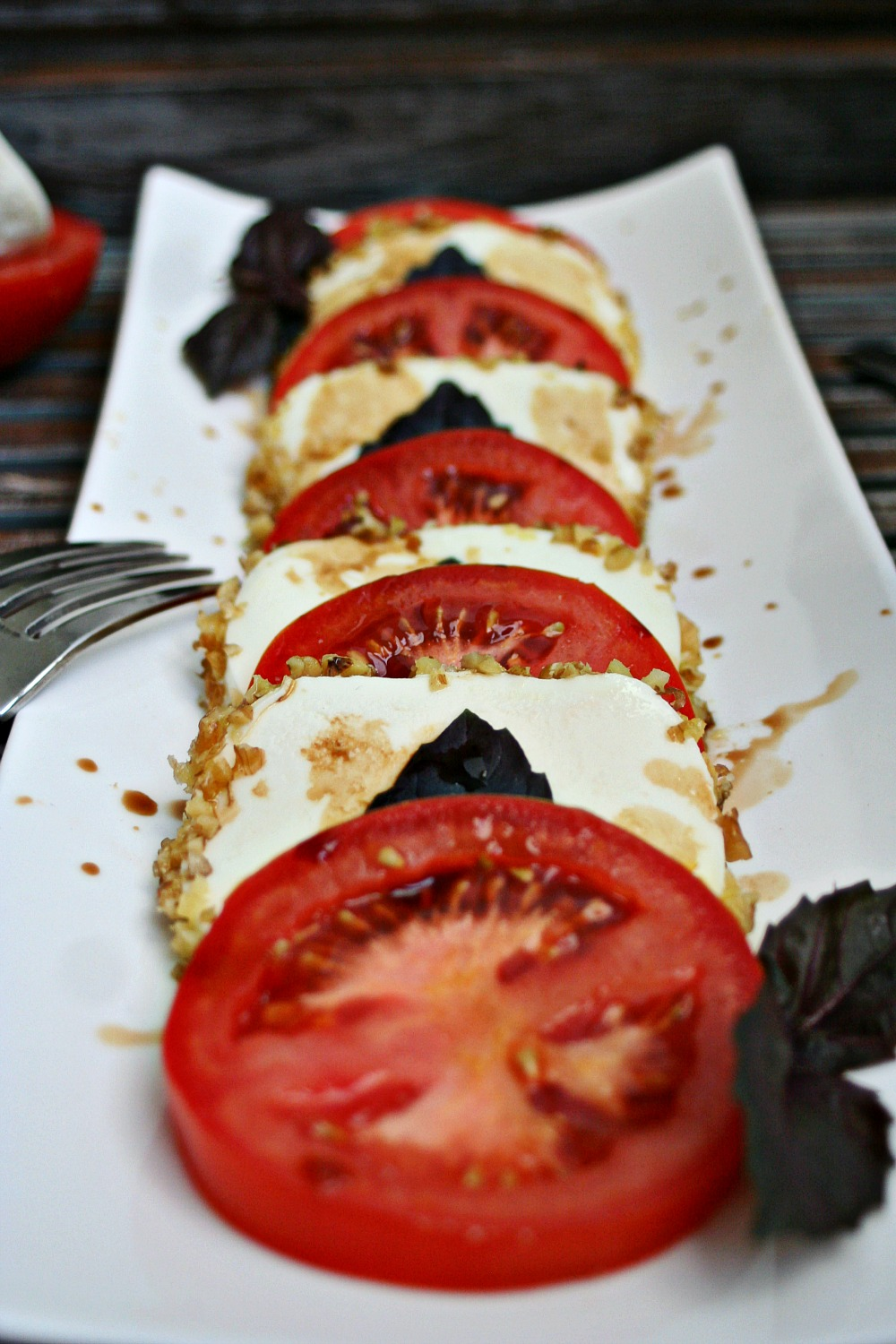 Autumn Caprese Salad 2