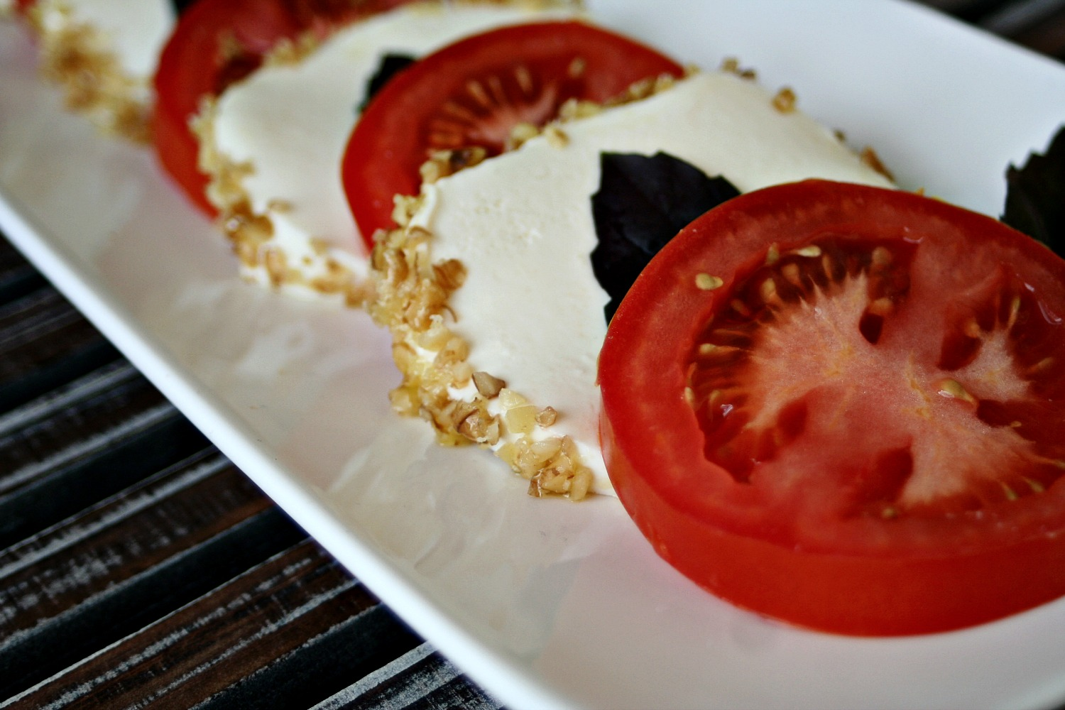 Autumn Caprese Salad 3