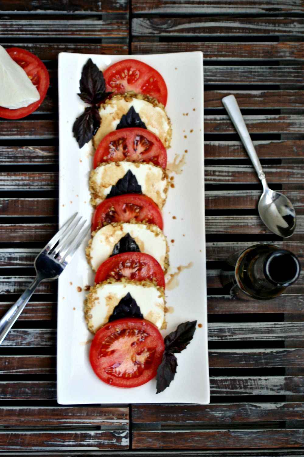Autumn Caprese Salad 4