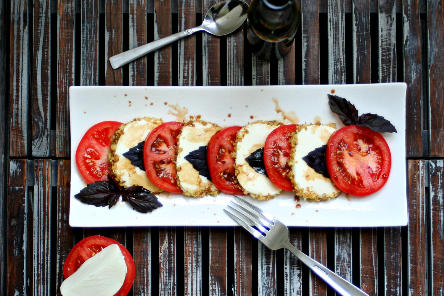 Autumn Caprese Salad