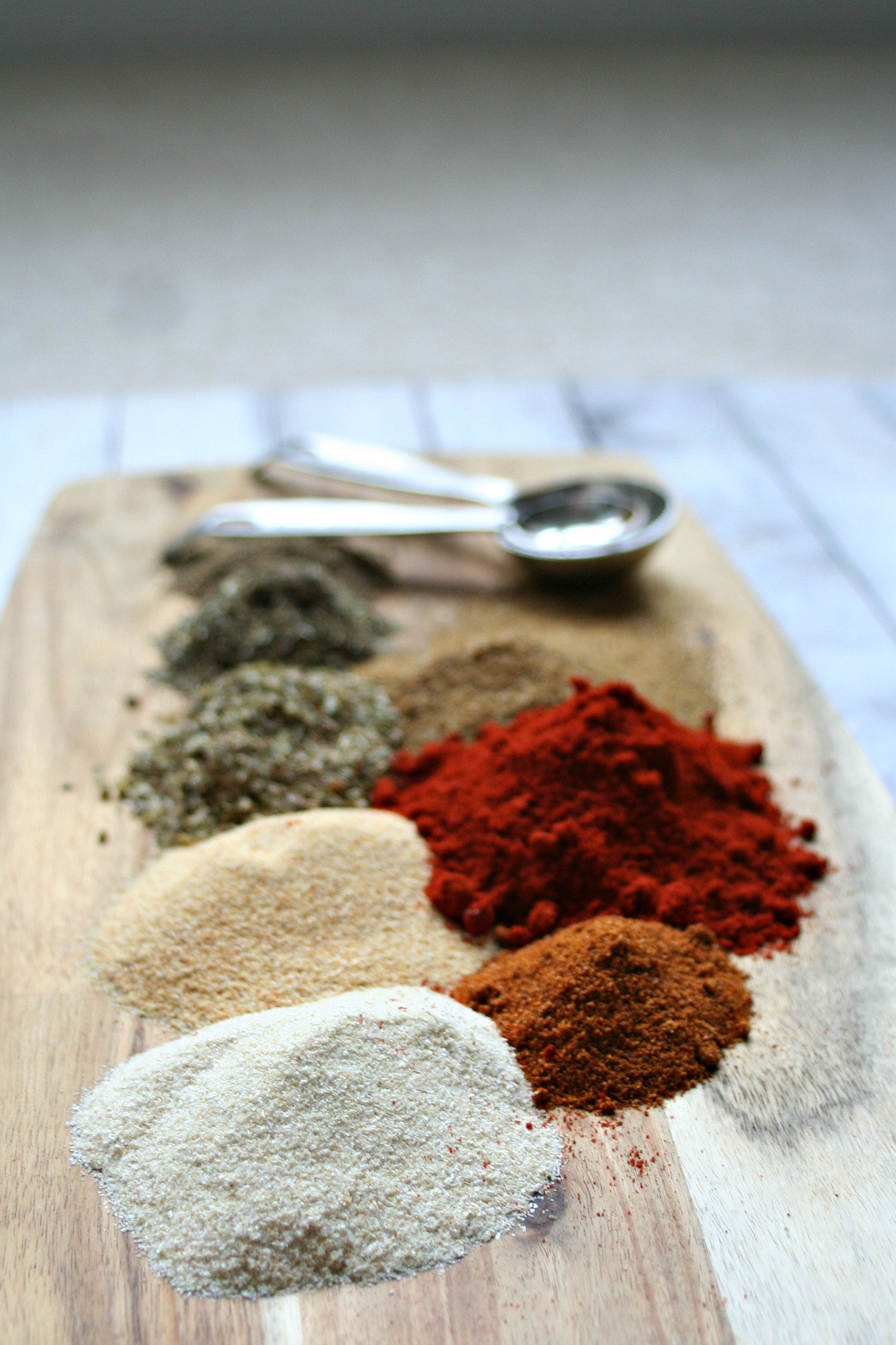 Homemade Cajun Seasoning 2