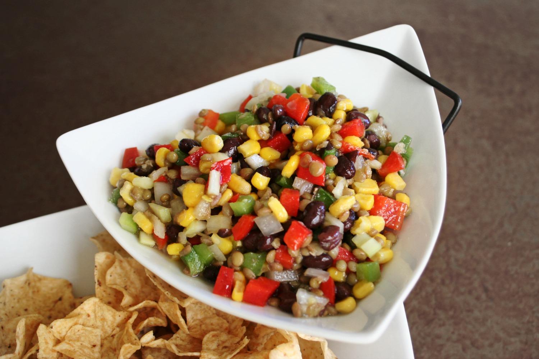Corn and Bean Salsa 2