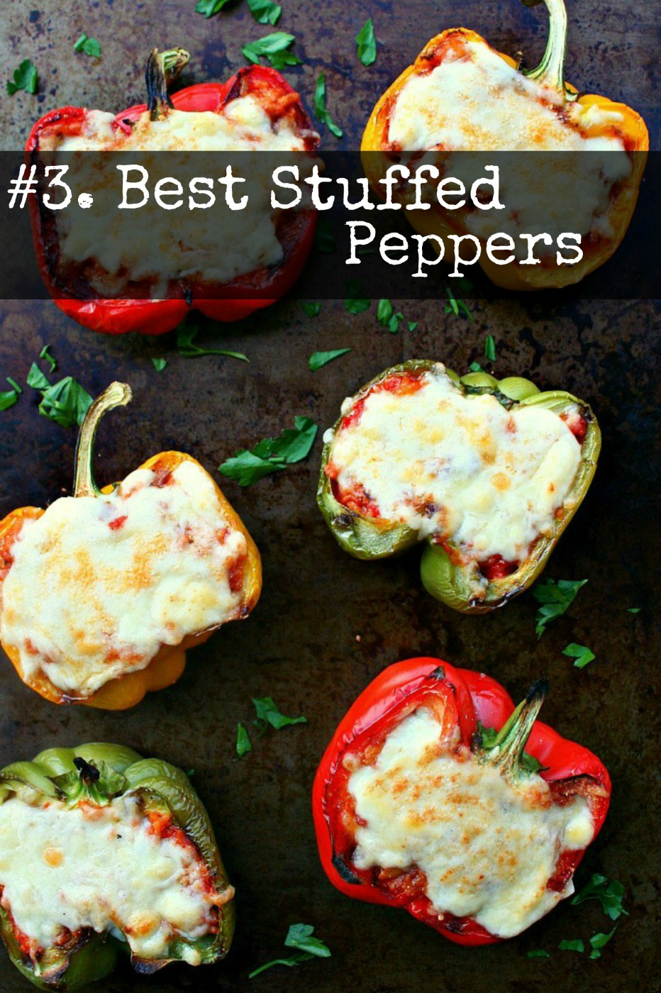3 Best Stuffed Peppers