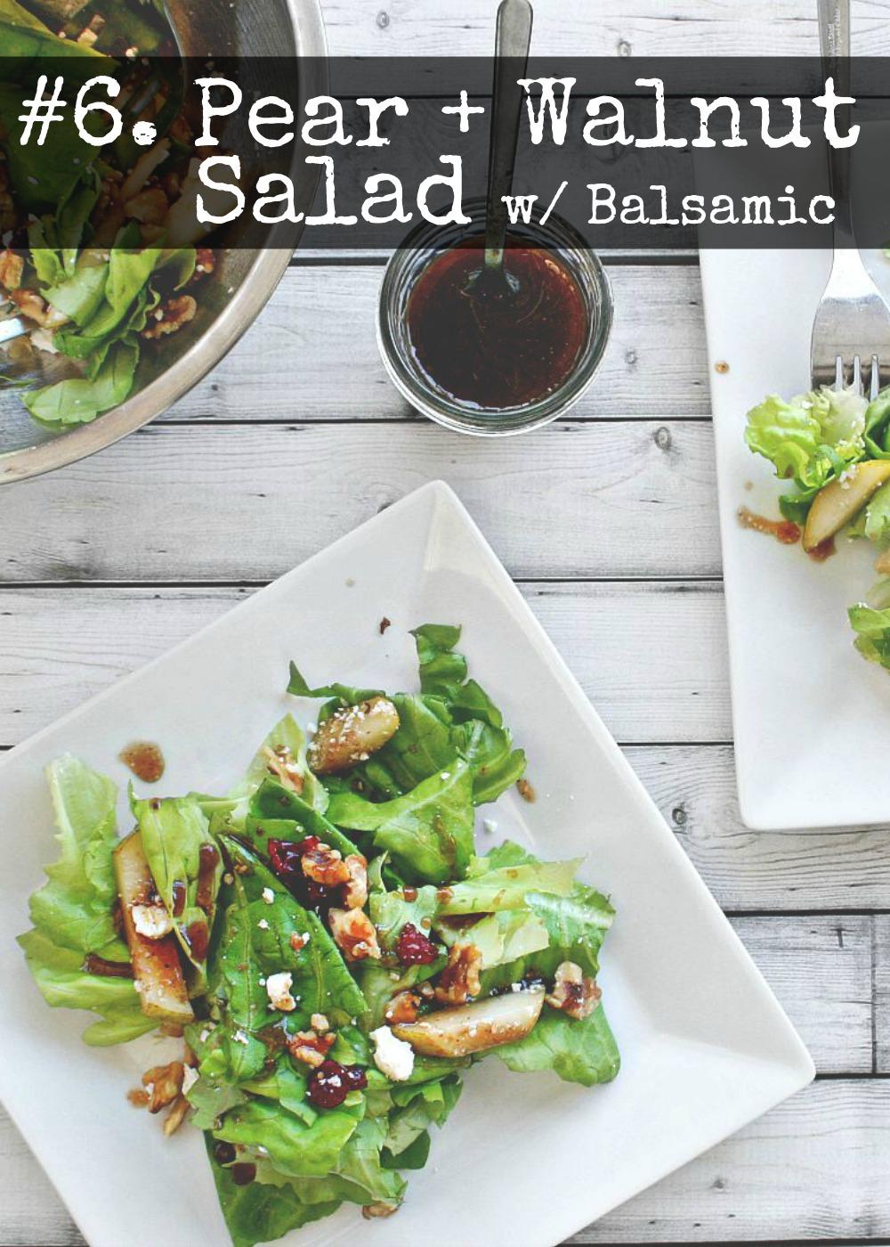 6 Pear-and-Walnut-Salad
