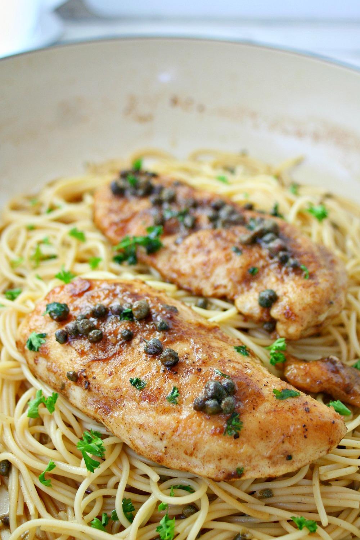 Chicken Piccata 3