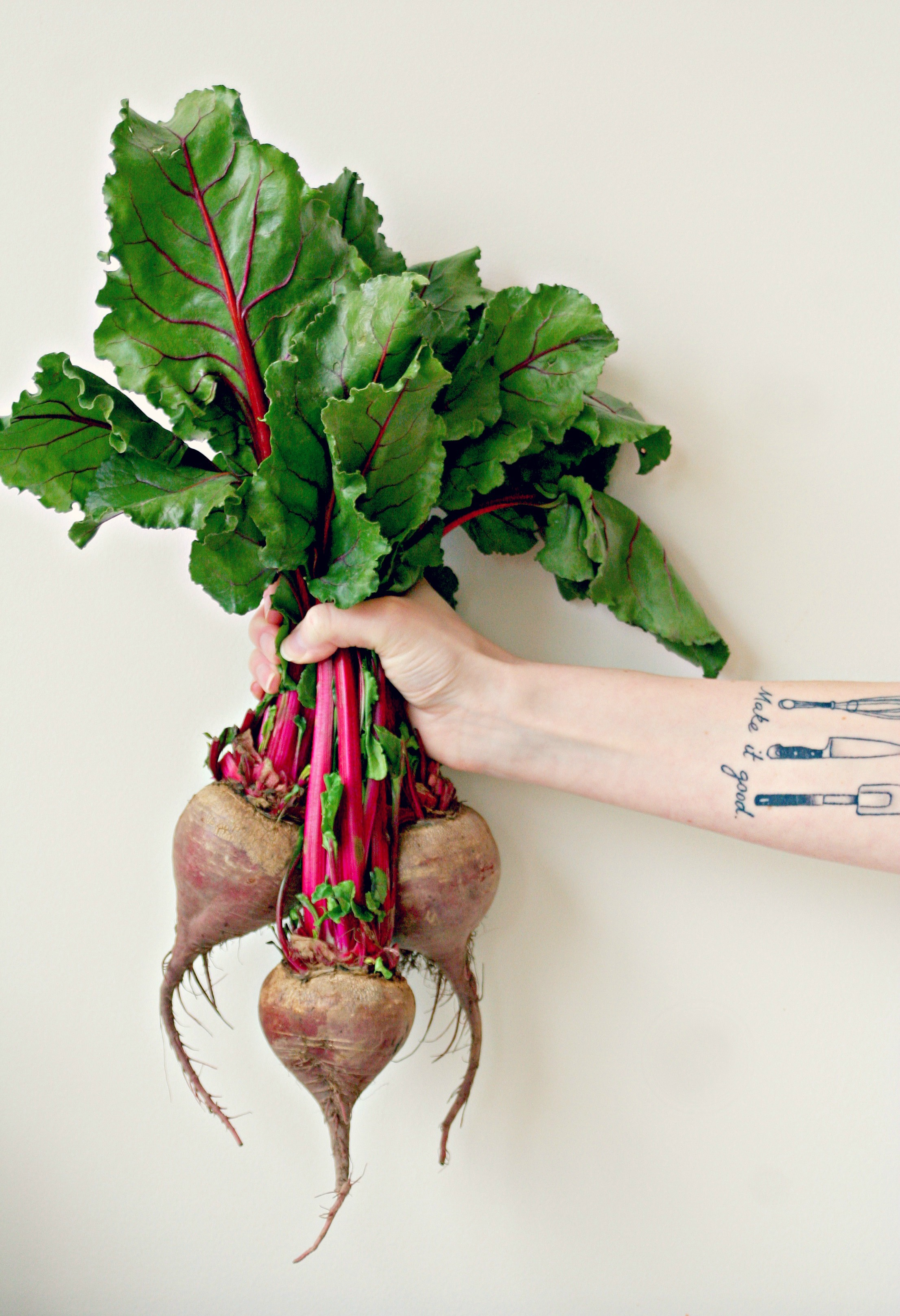 Just beet it. 3