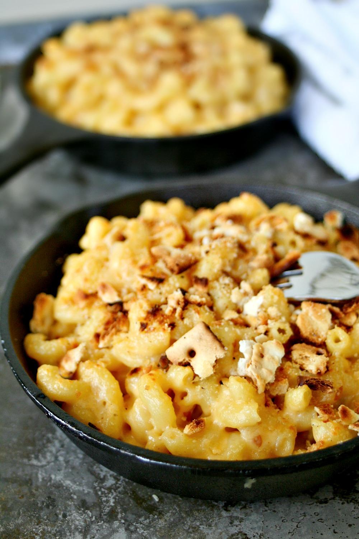 Horseradish Mac and Cheese 3