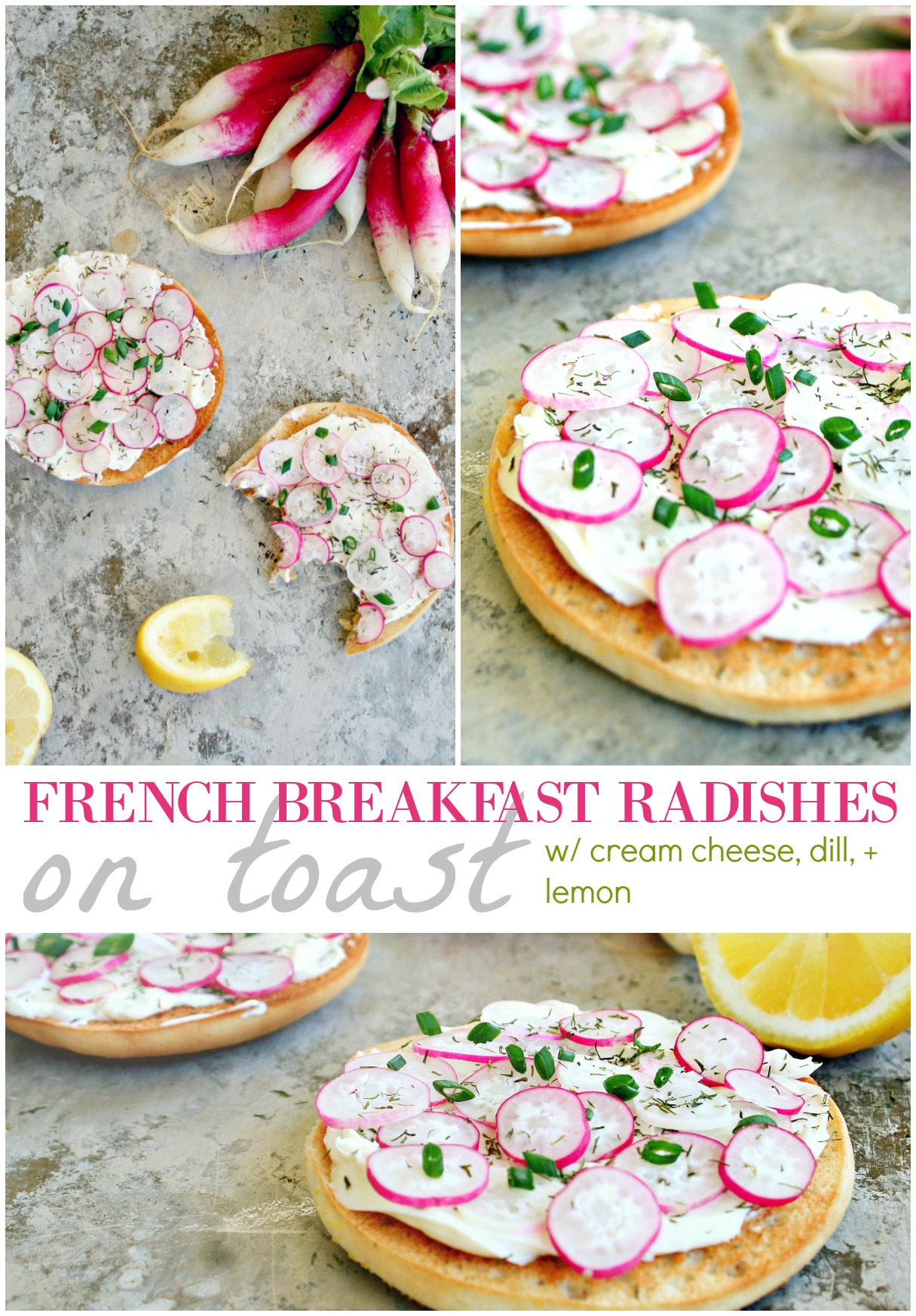 French Breakfast Radishes Pinterest!