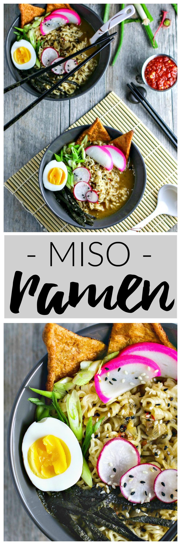 Miso Ramen | Killing Thyme