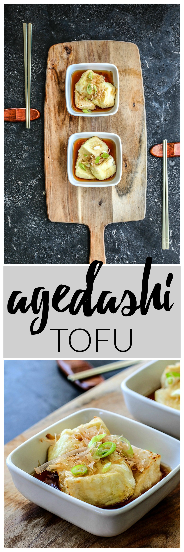 Agedashi Tofu | Killing Thyme