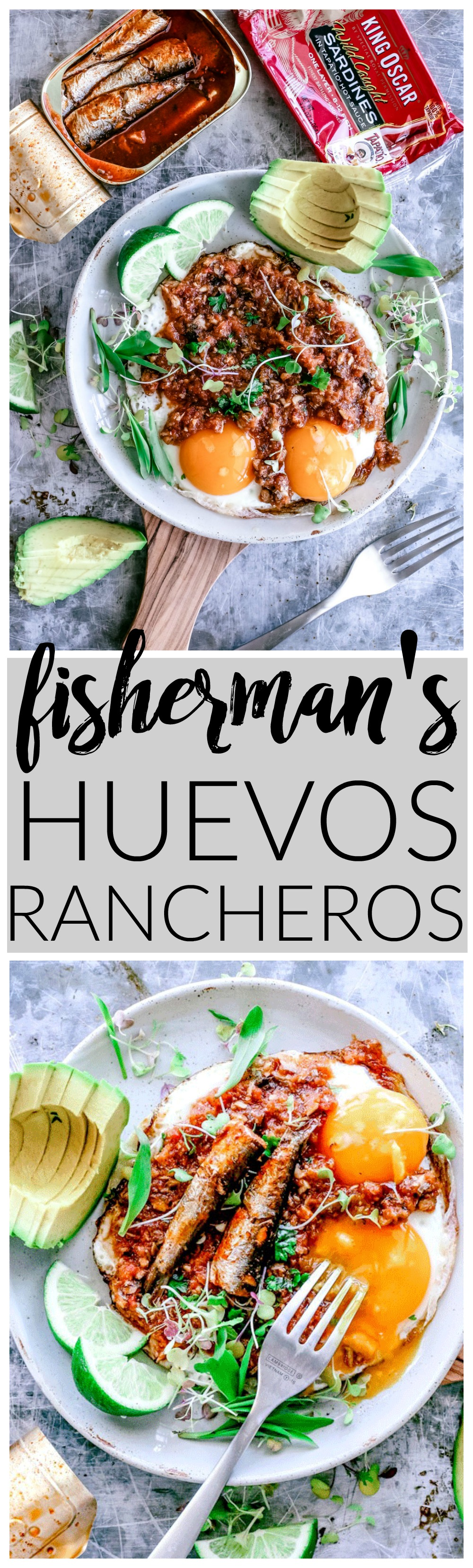 Fisherman's Huevos Rancheros | Killing Thyme