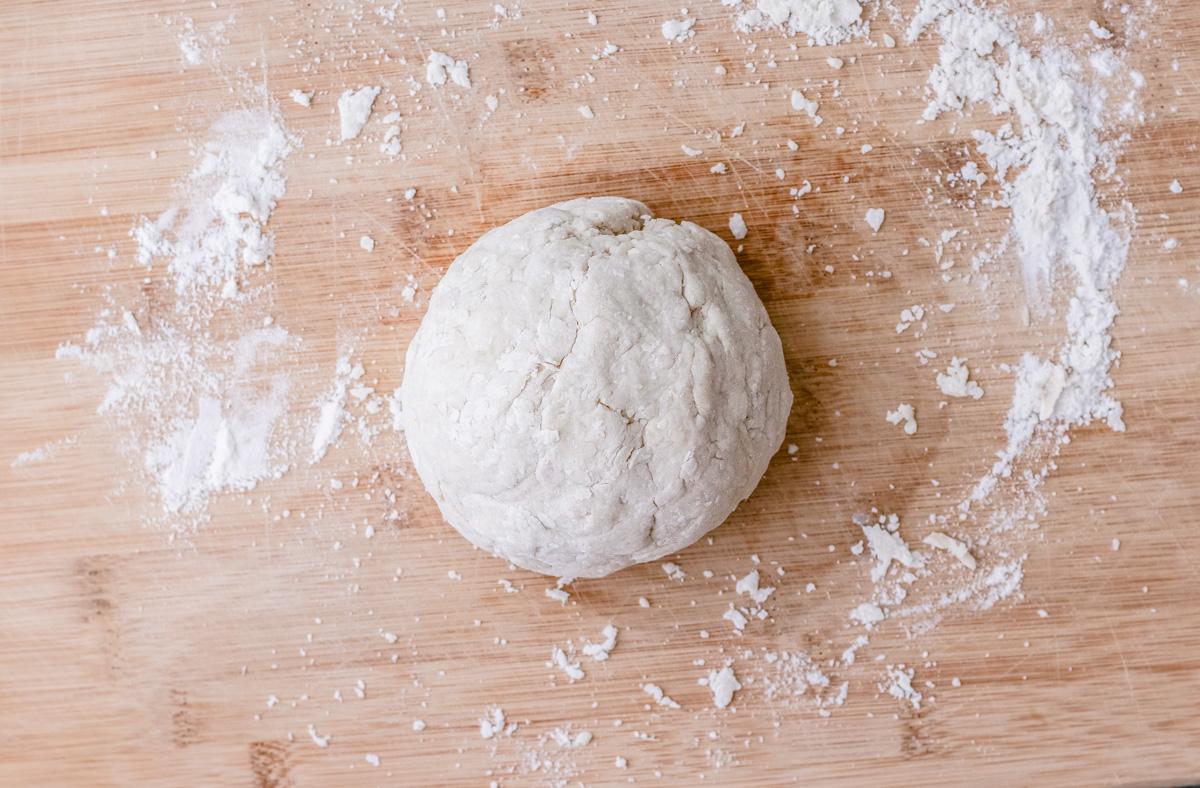 Za'atar Bread {Man'oushe} | Killing Thyme