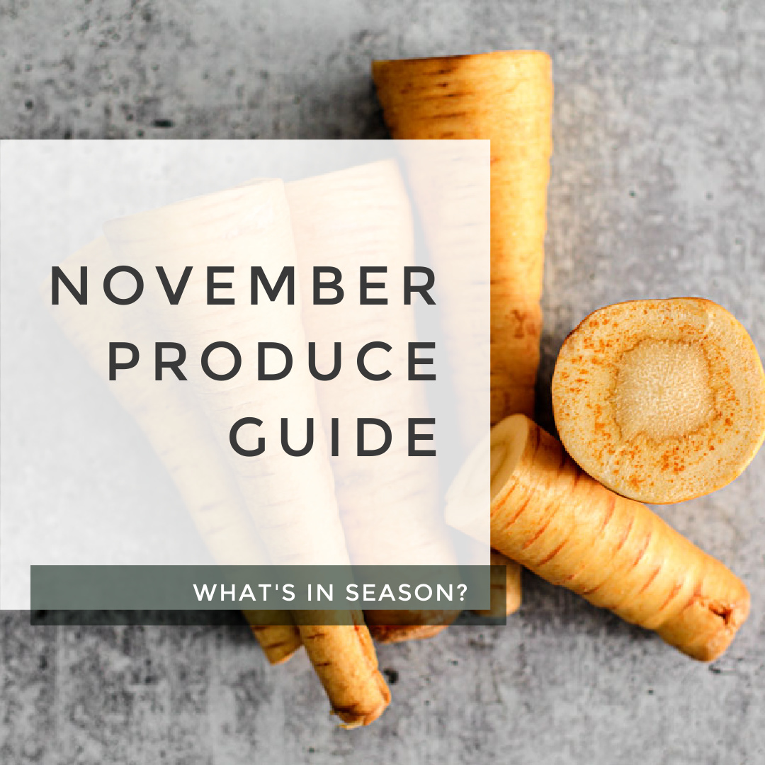 November Produce Guide.