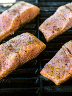 How to Grill Fish (Without It Sticking)
