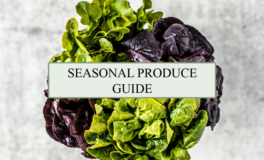 Header for Seasonal Produce Guide
